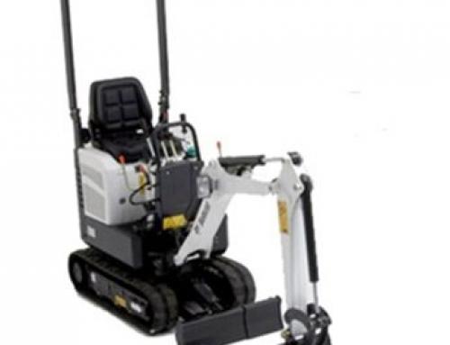 Excavadora compacta Bobcat E10