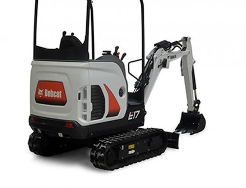Excavadora compacta Bobcat E17