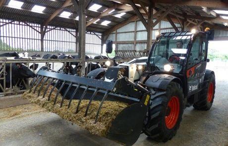 BOBCAT TL3465HF AGRI