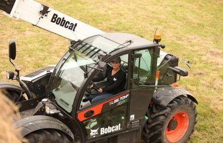 BOBCAT TL3870HF AGRI