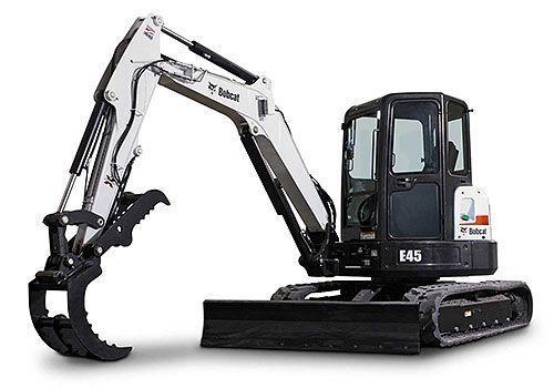 Excavadoras compactas Bobcat