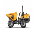 dumpers mecalac small